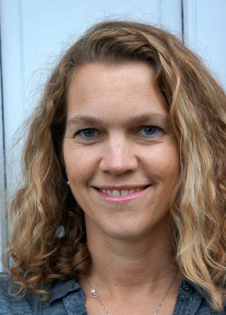 Pernille von Wallfeld, født 1973
